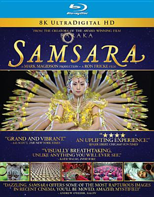 SAMSARA BY FRICKE,RON (Blu-Ray)